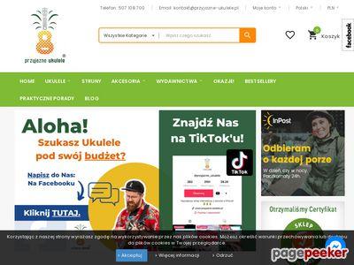 Ukulele - przyjazne-ukulele.pl