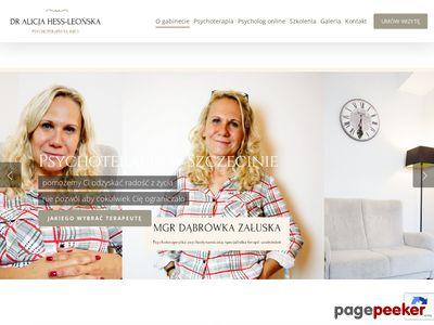 Terapia grupowa szczecin - psychoterapeuta.info.pl