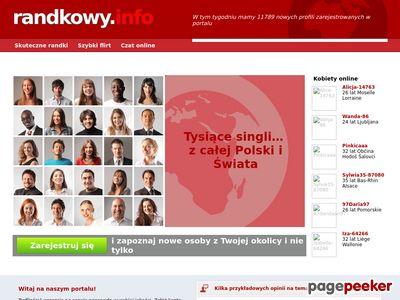 Skuteczny serwis randkowy - randkowy.info