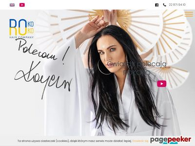 Rokoko Peruki Kraków
