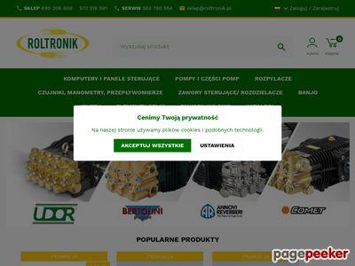 Roltronik.pl - części RAU vicon kverneland