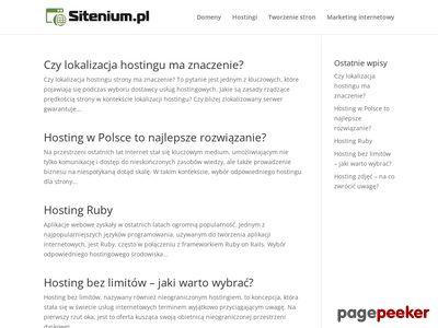 Sitenium