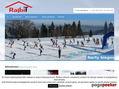 Skirajbit.pl wypożyczalnia sprzętu narciarskiego