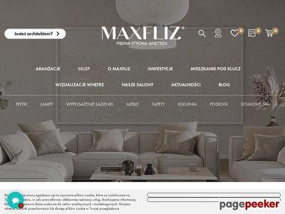 Sklep z wyposażeniem łazienki - Sklep.max-fliz.com.pl