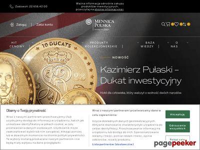 Mennica Polska - numizmaty, monety, akcesoria - sklep online