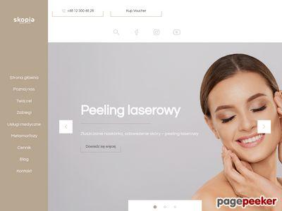 Terapia przebarwień, zabiegi rozjaśniające w Skopia Estetic Clinic Kraków