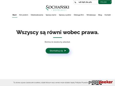 Kancelaria Adwokacka Michał Sochański