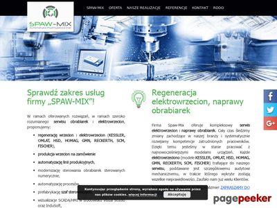 Grzenkowski Wacław - Sprzedaż i Usługi Spaw-Mix
