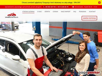 Sprawdz-auto24.pl - sprawdzenie pojazdu