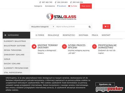 Stalglass.com - elementy balustrad