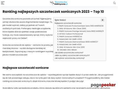 Profesjonalny sklep internetowy w Poznaniu - Oral B Braun