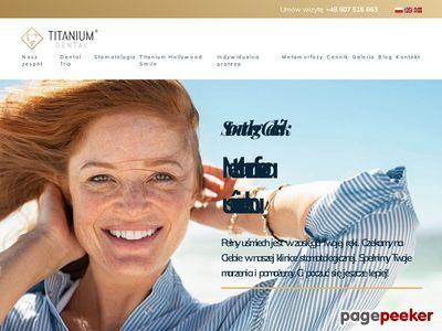 Implanty - Titanium Dental