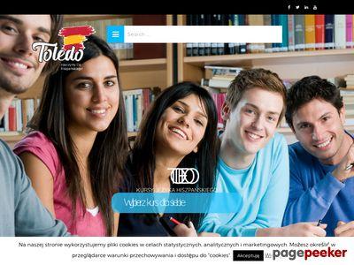 Kurs hiszpańskiego z przygotowaniem do egzaminów DELE w mieście Łódź