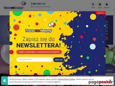 Towarnafestyny.pl - balony na hel