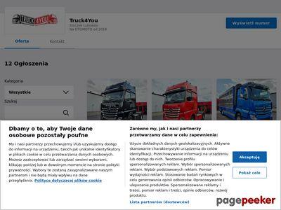 Przeprowadzki Lublin i okolice- Truck4you