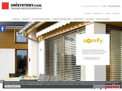 Unisystemy.com pergole Warszawa
