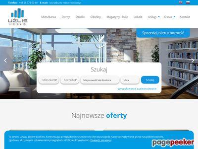 Użlis nieruchomości - Starogard Gdański