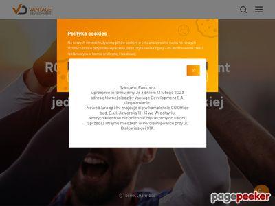 Vantage-sa.pl developerzy