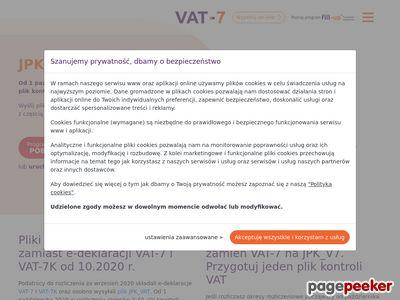VAT-7 2018