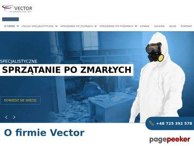 Sprzątanie garaży - Vector Łódź
