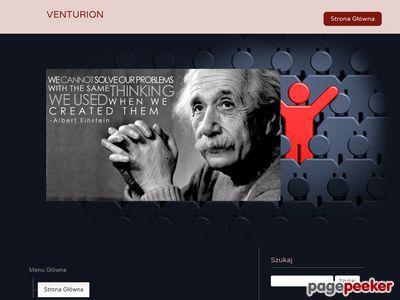 Venturion: mieszkania, domy, lokale, kredyty