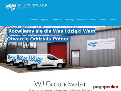 WJ Groundwater Ltd Sp. z o.o.