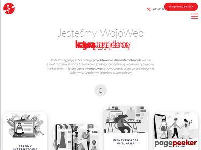 Pozycjonowanie Stron - Wojoweb.pl Kraków