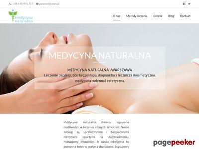 Medycyna naturalna Warszawa