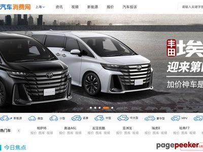 中國汽車消費網