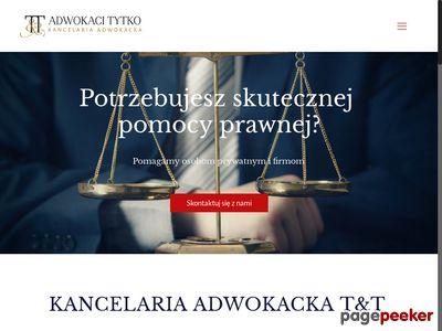 Dobry adwokat Kraków, kancelaria adwokacka Kraków