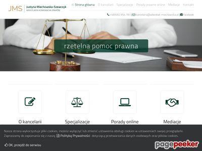 Adwokat-miechowska.pl