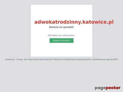Adwokat Rodzinny Katowice