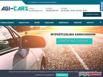 Agi-Cars - wypożyczalnia samochodów