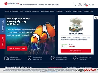 Akwarystyczny24.pl - sklep akwarystyczny