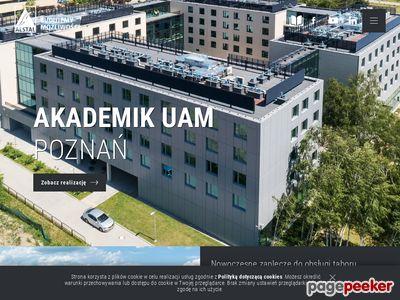 Budownictwo przemysłowe - Alstal Grupa Budowlana