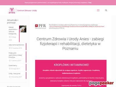 Dietetyka Anies Poznań