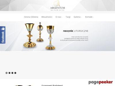 Miedziowanie - ARGENTUM