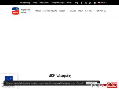 Nawozy - Arkop Sp. z o.o.