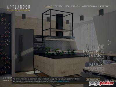 Artlander projektowanie wnętrz