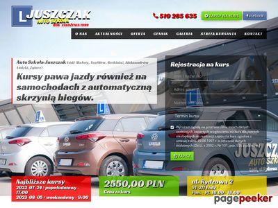 Dobra auto szkoła w Łodzi.