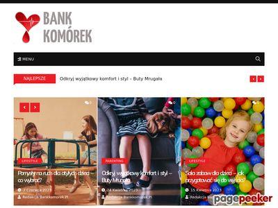 Bank Komórek: Krew Pępowinowa