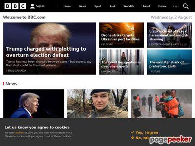 BBC Web Search