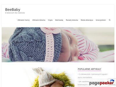 Ciuszki dla niemowląt Sklep BeeBaby