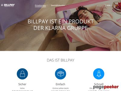 BillPay GmbH