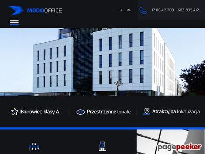 Lokale biurowe Rzeszów