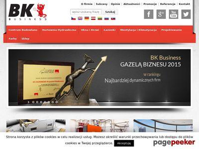 Centrum Budowlane - BK Business