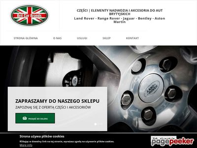 Brit Car Brands Rafał Grabowski Warszawa