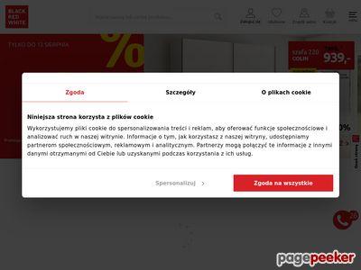 Black Red White SA