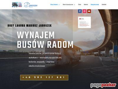 LAGUNA Firma Usługowo Handlowa Mariusz Jaroszek