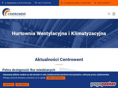 CENTROWENT S.C. WROCŁAW